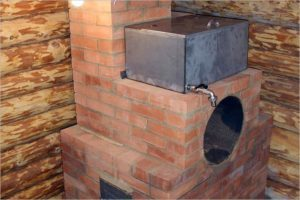 Lining the sauna stove with a brick: for what they use, the advantages of a brick, how to make it competently