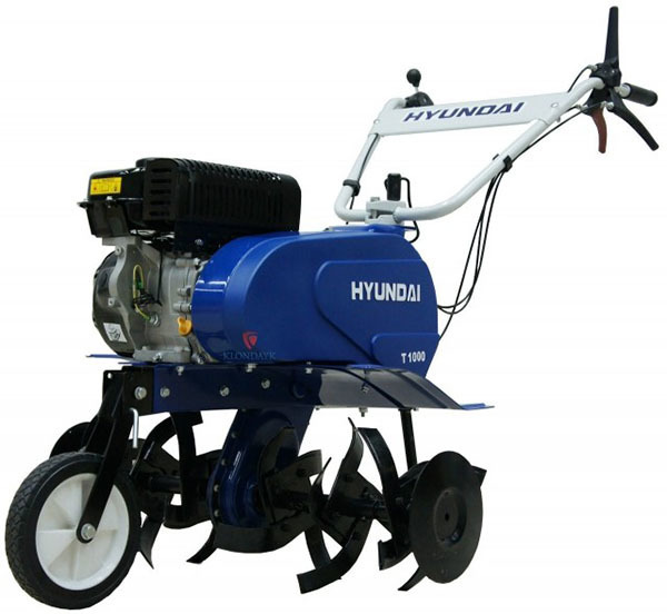 Why villagers are willing to buy Hyundai cultivator