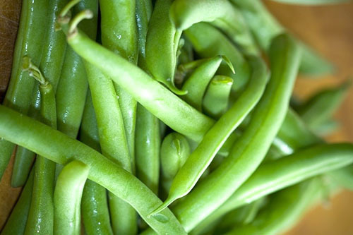 A few simple recipes for making frozen string beans